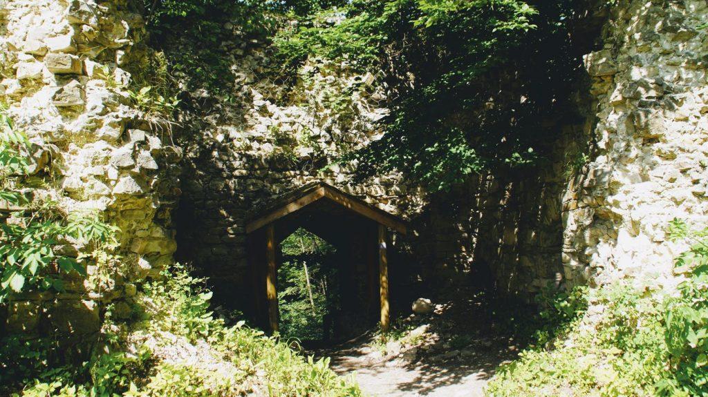 zamek sobień