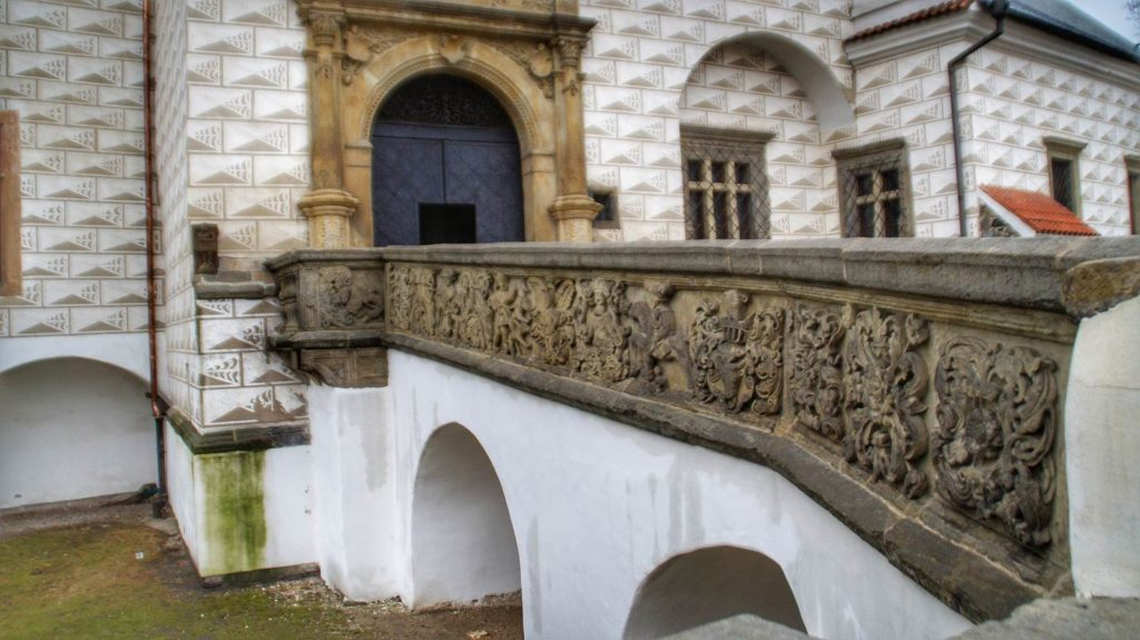 Zamek-w-Pardubicach