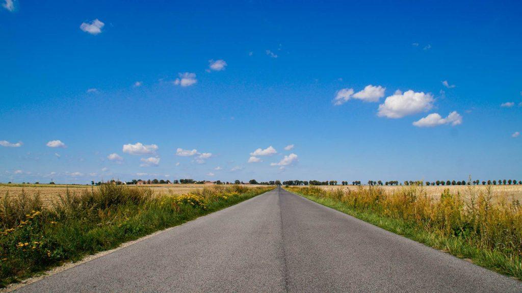 Trasa Nowa Wieś Mała - Jasiona
