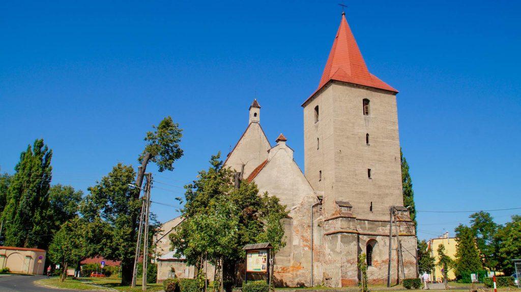 Kościół ewangelicki lewin brzeski