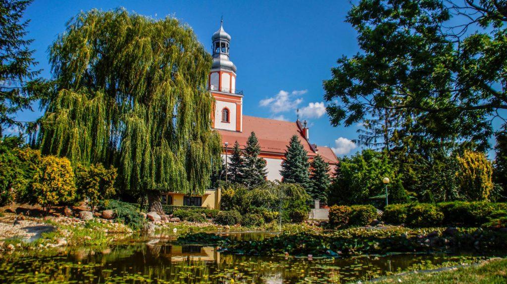 Kościół św. Jana Chrzciciela w Łosiowie
