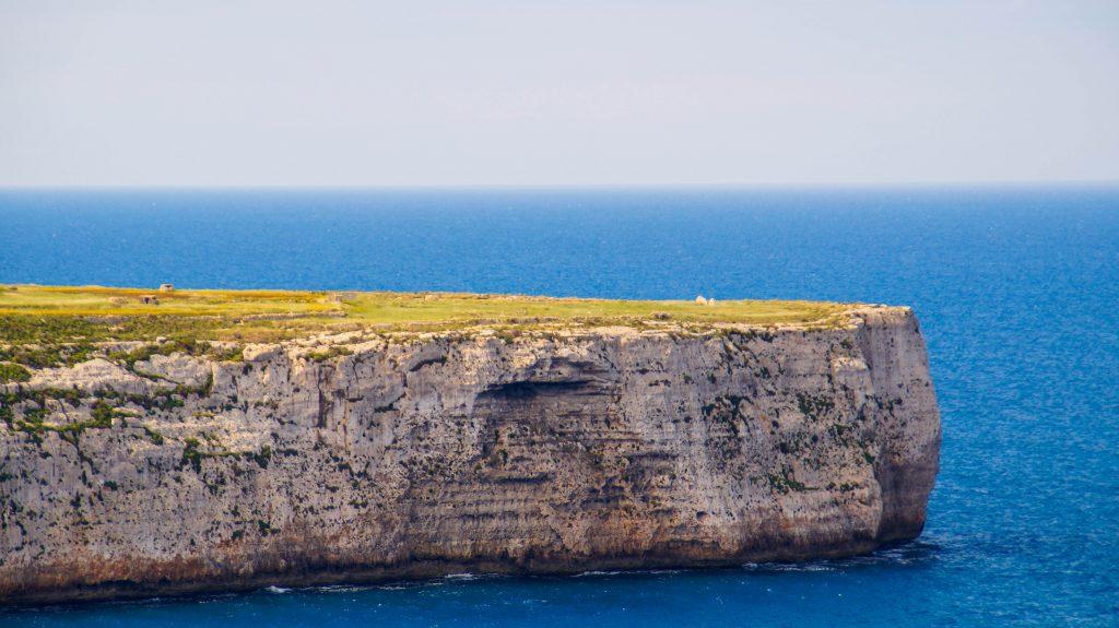 malta- cudowne klify