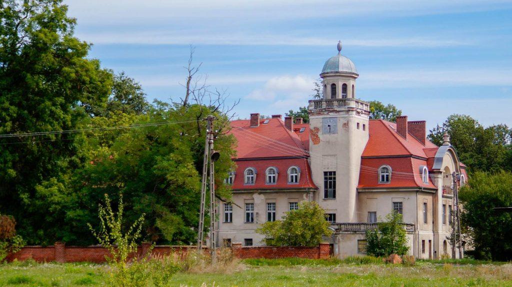 Pałac we Wronowie