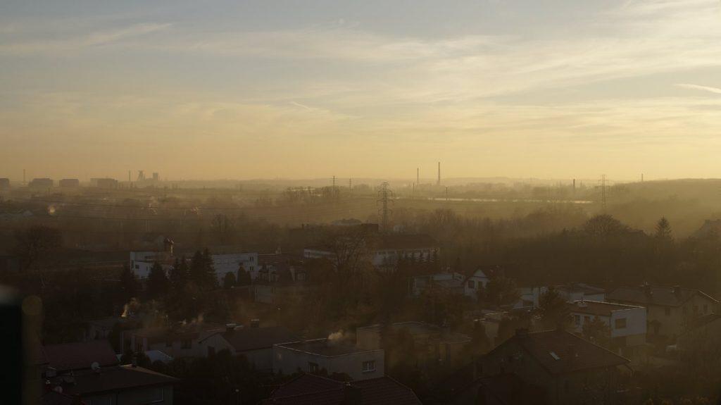 zabrze krajobraz miasta