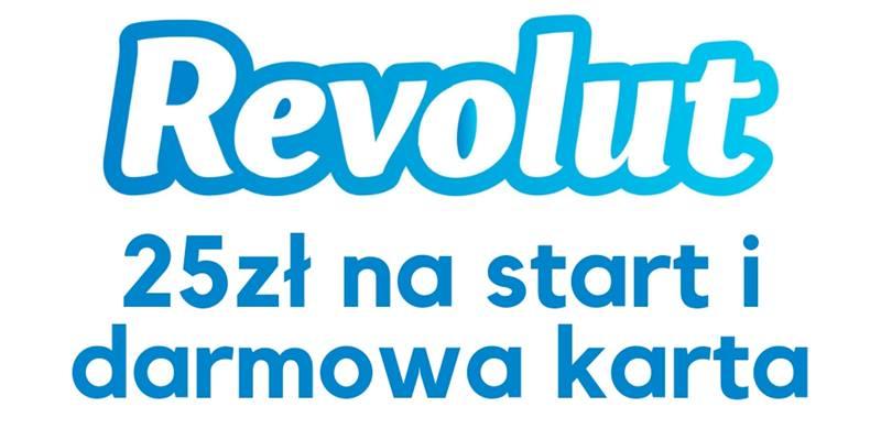 revolut 25zł bonus