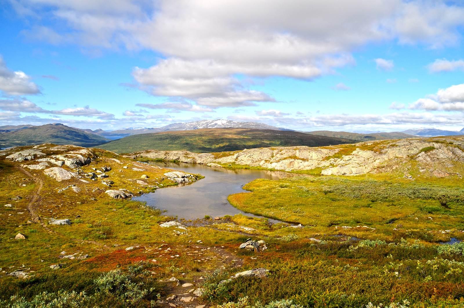 laponia krajobraz