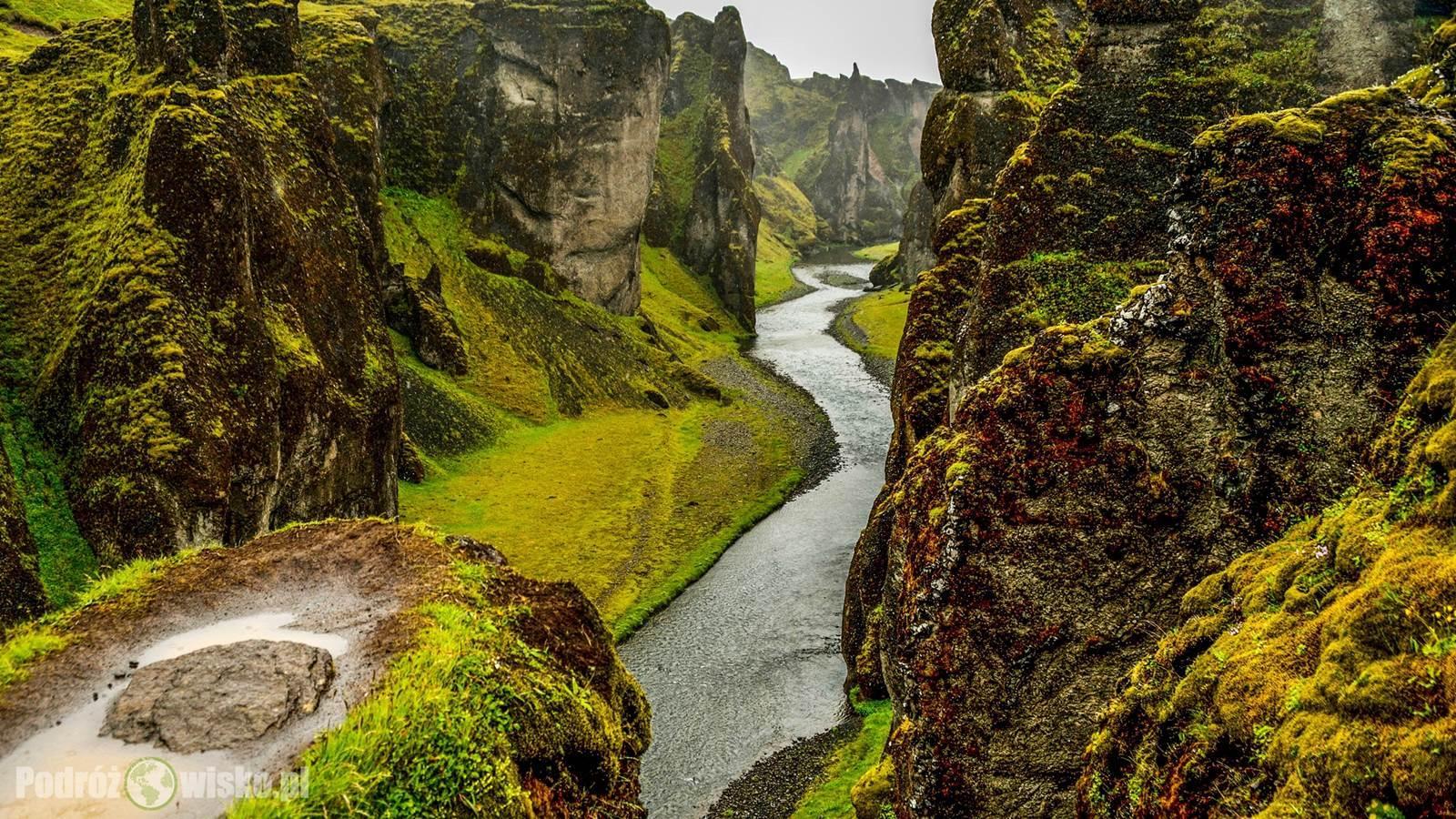 isladnia- piękny krajobraz