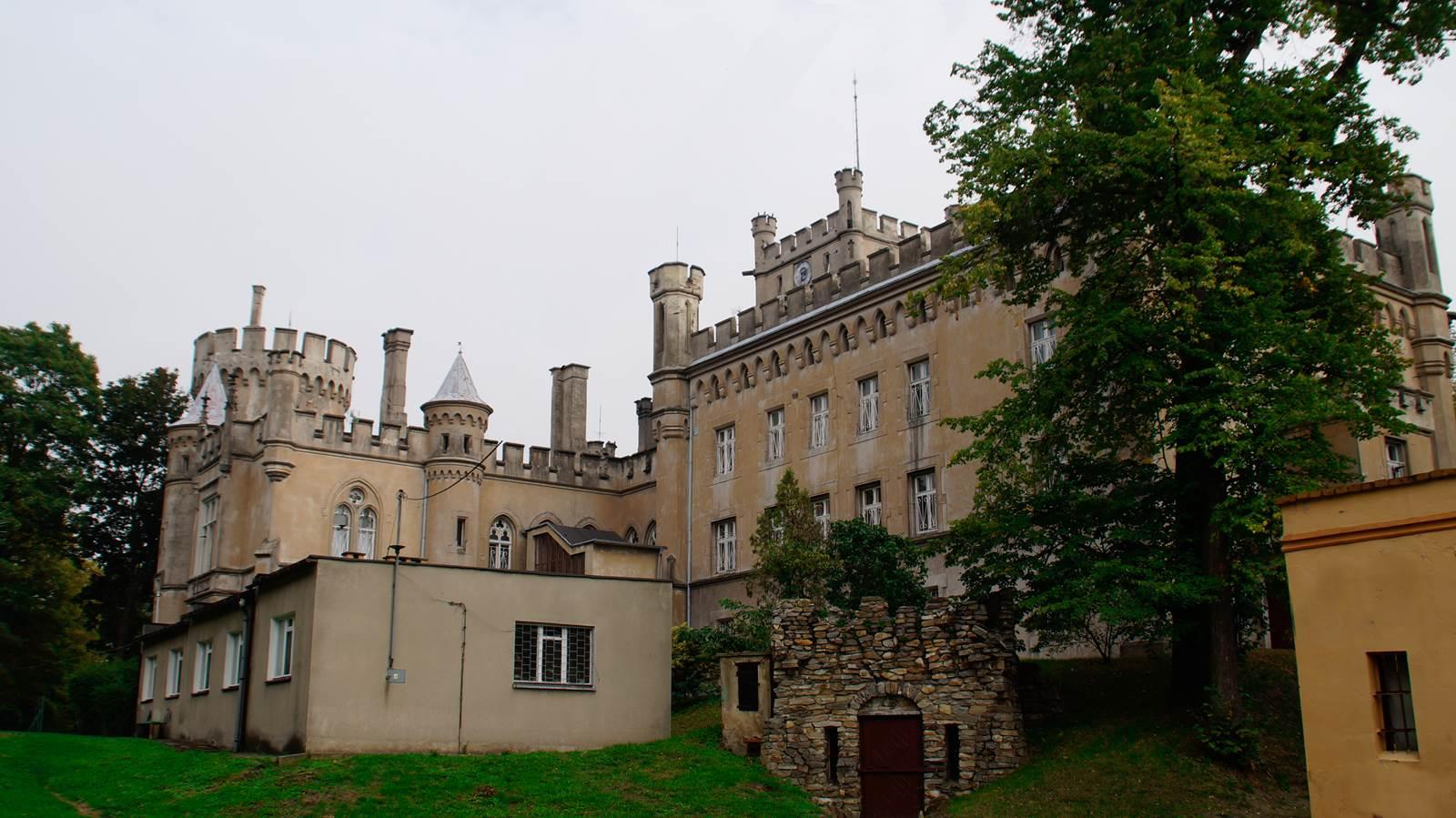 Pałac Jędrzejów
