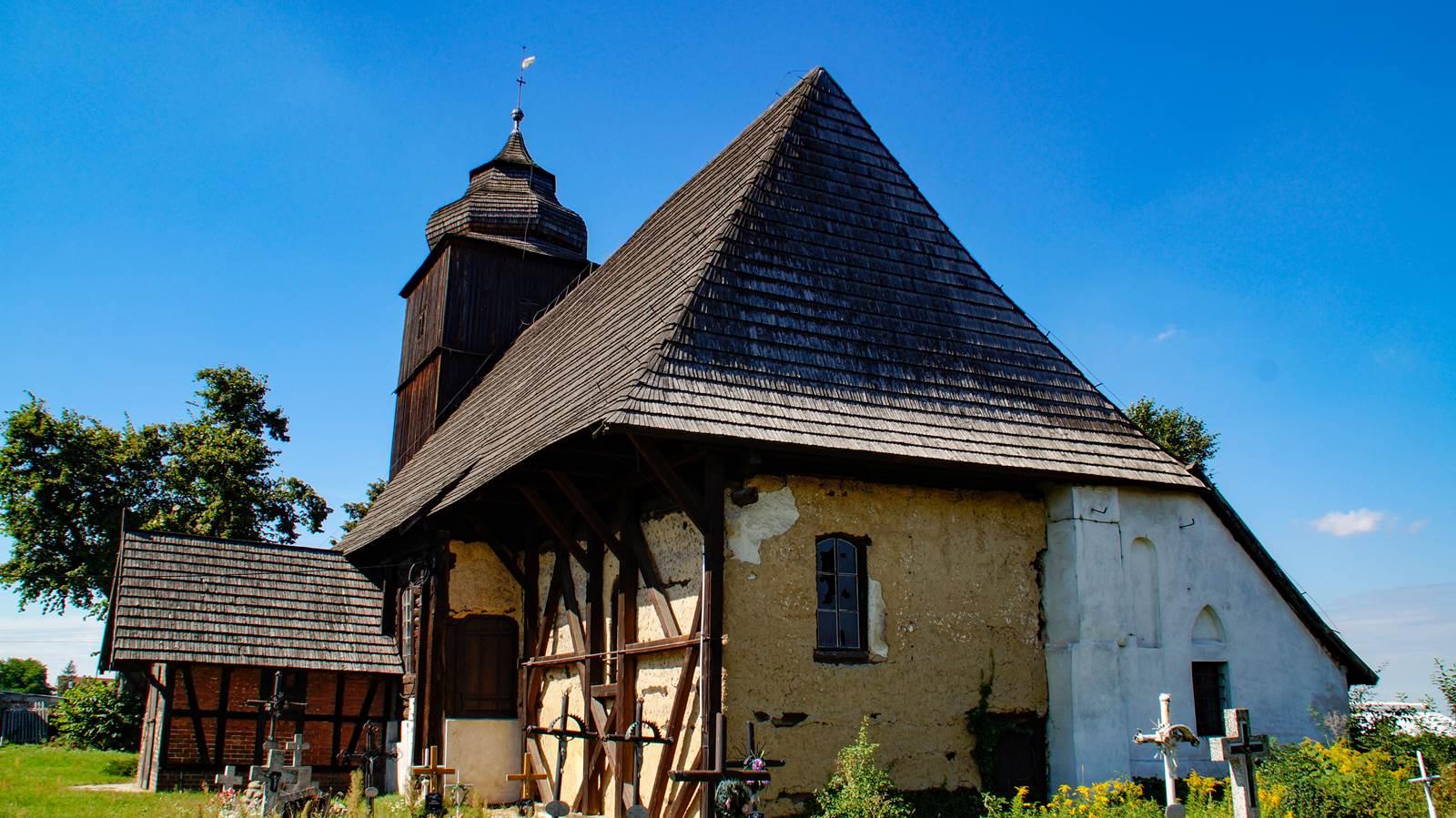 Obórki Kościół