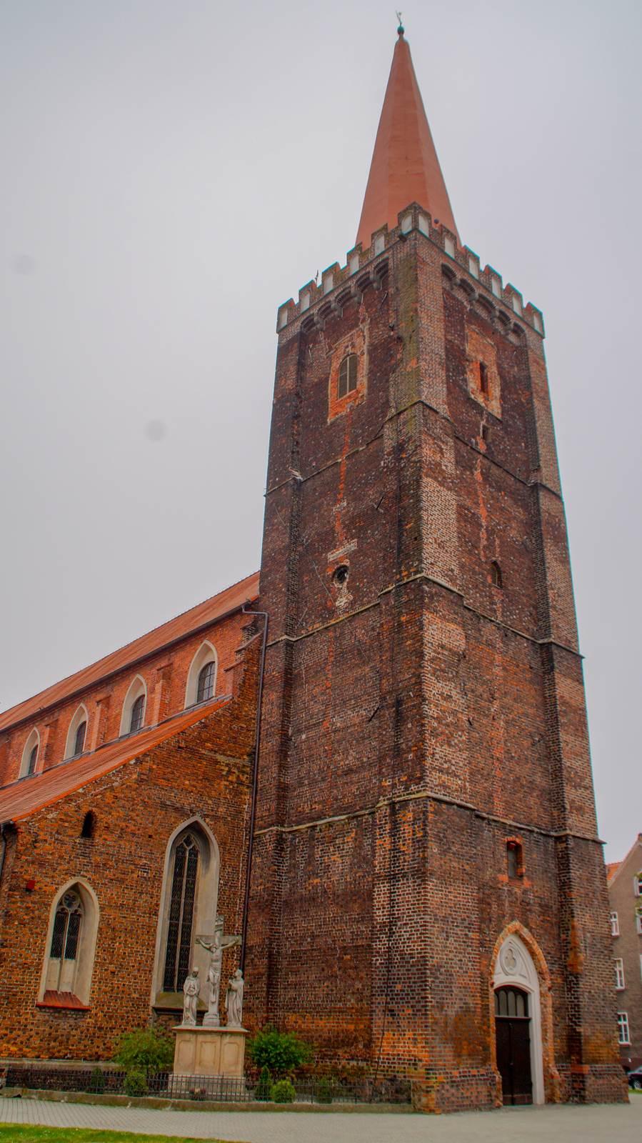 Kościół pod wezwaniem św. Michała Archanioła