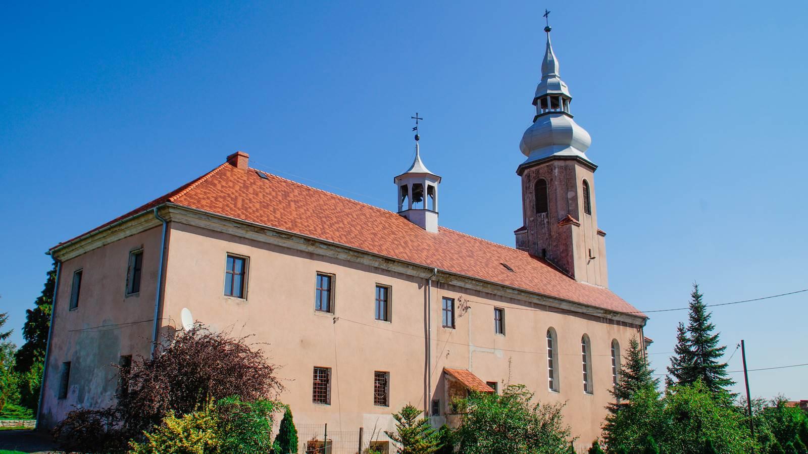 Michałów Kościół pw. św. Jadwigi