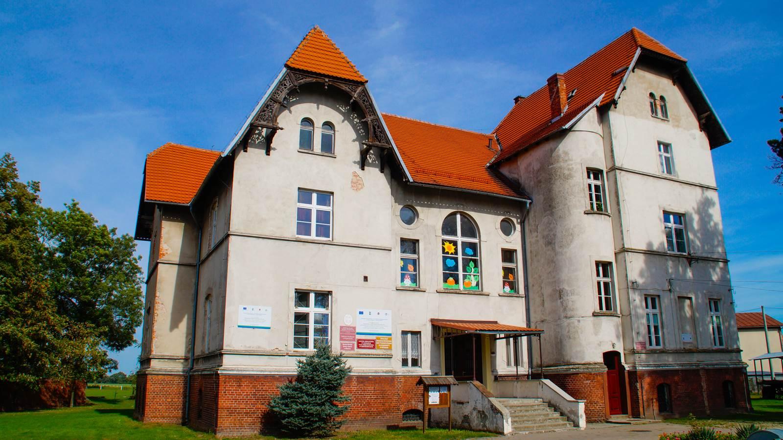 Pałac w Krzyżowicach