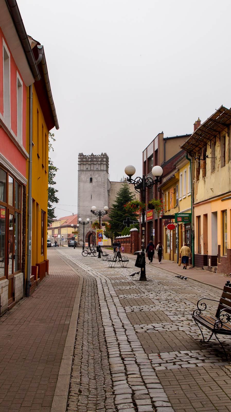 warszawska Grodków