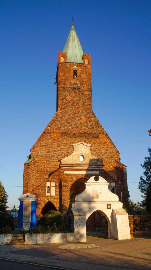 Kościół św. Jakuba Apostoła w Małujowicach