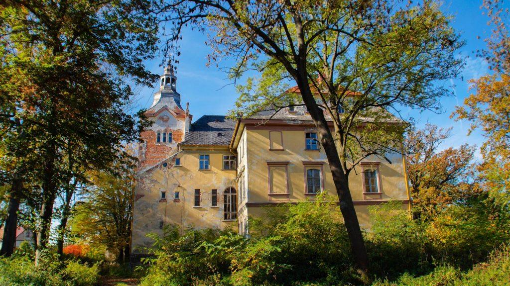 Pałac w Jakubowicach