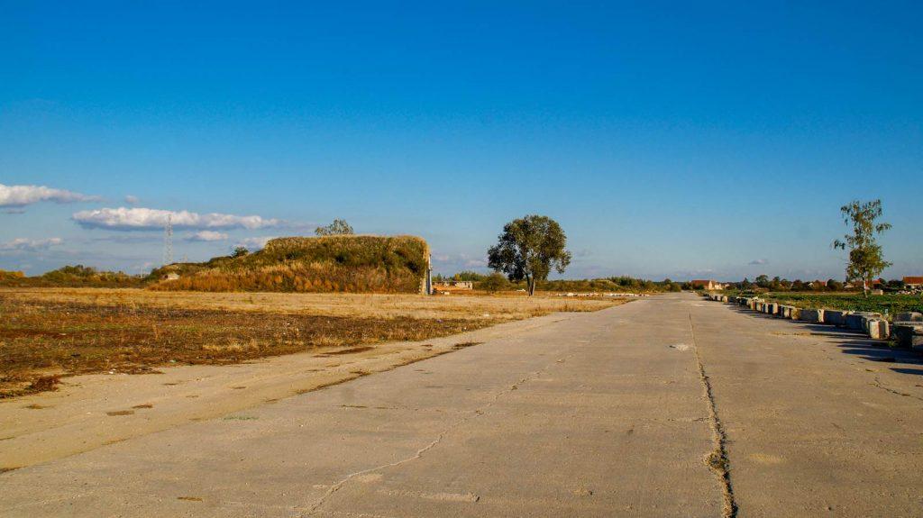 lotnisko Skarbimierz