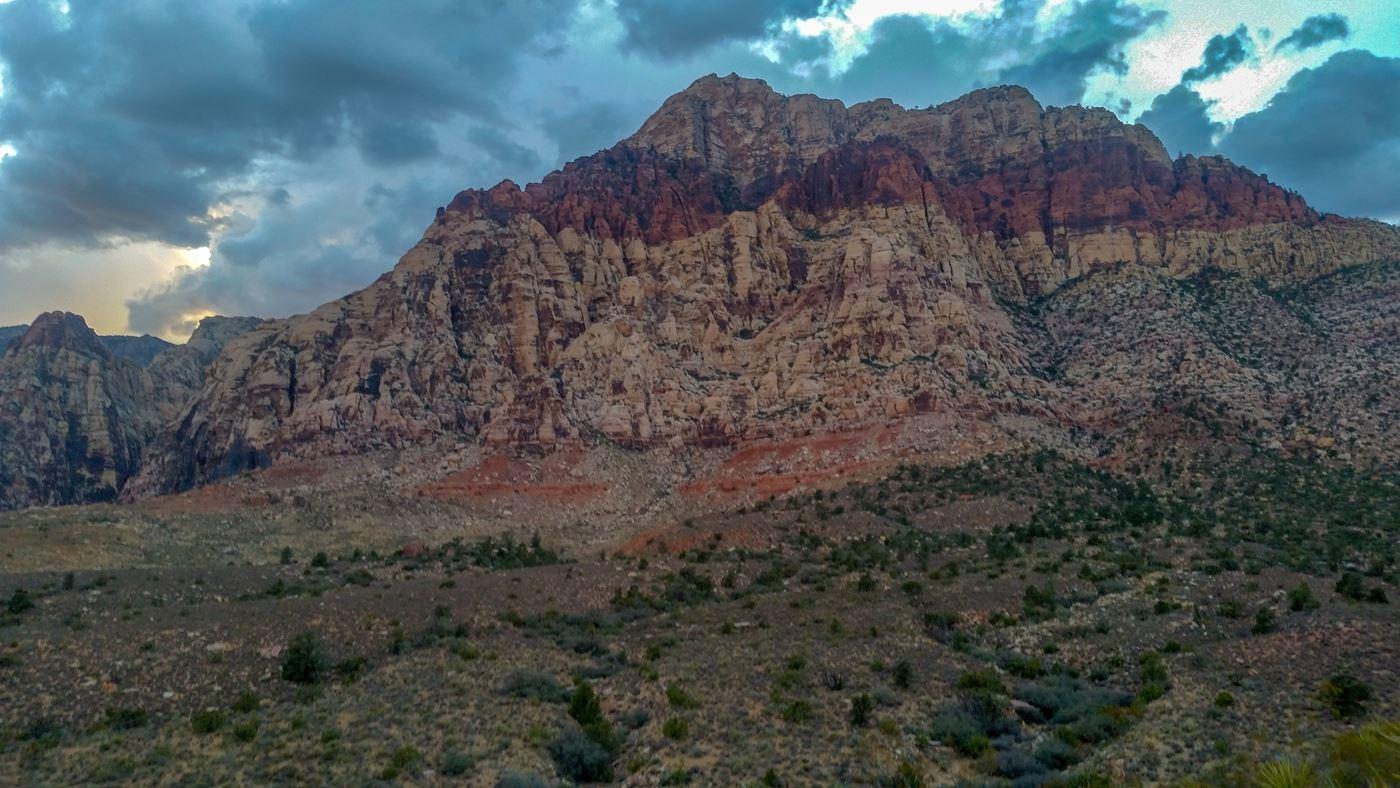 Kolorowe góry USA
