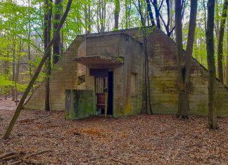 bunkier Stobrawski Park Krajobrazowy