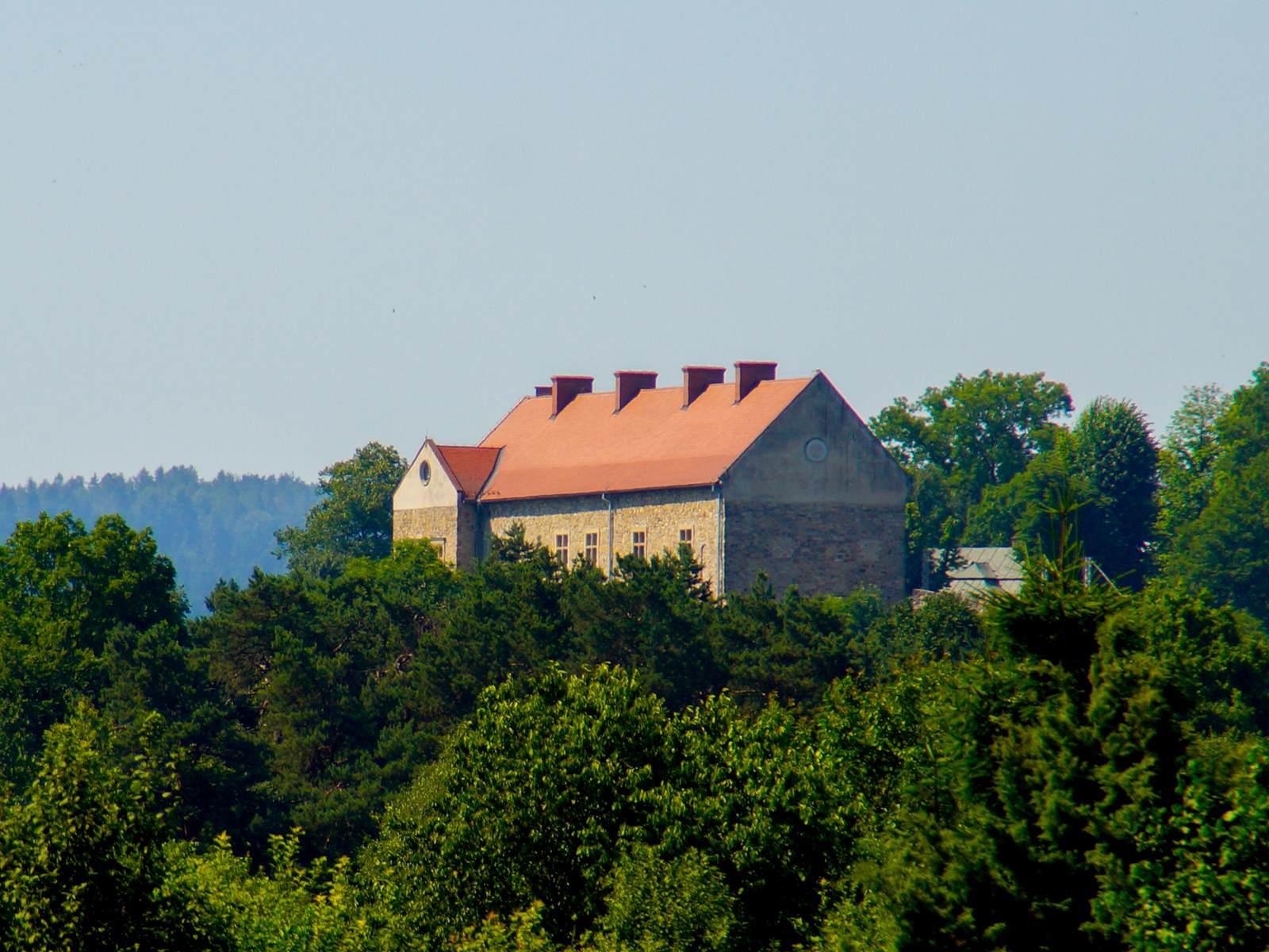 sanok zamek