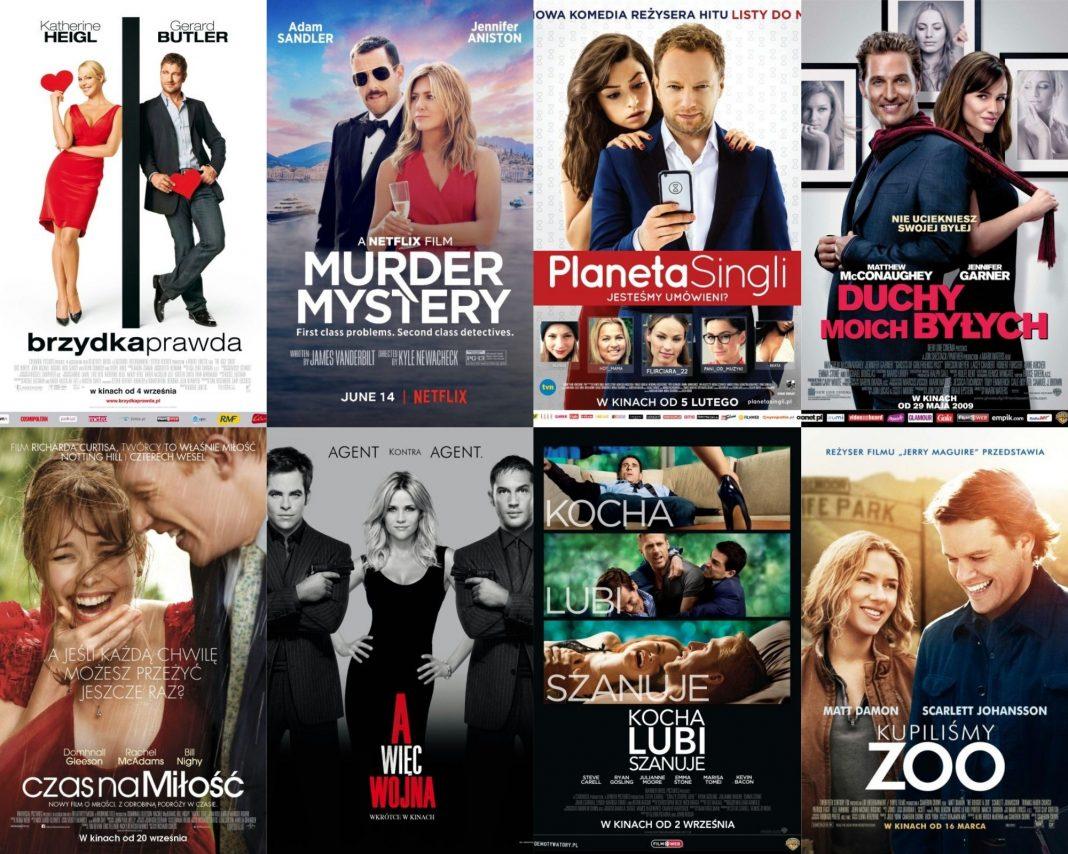 Najlepsze komedie romantyczne, czyli romantyczne filmy dla
