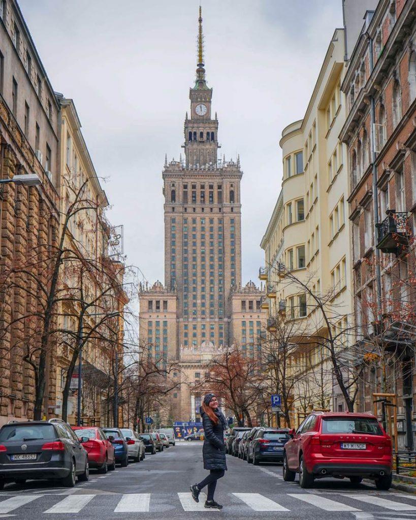 Pałac Kultury Warszawa