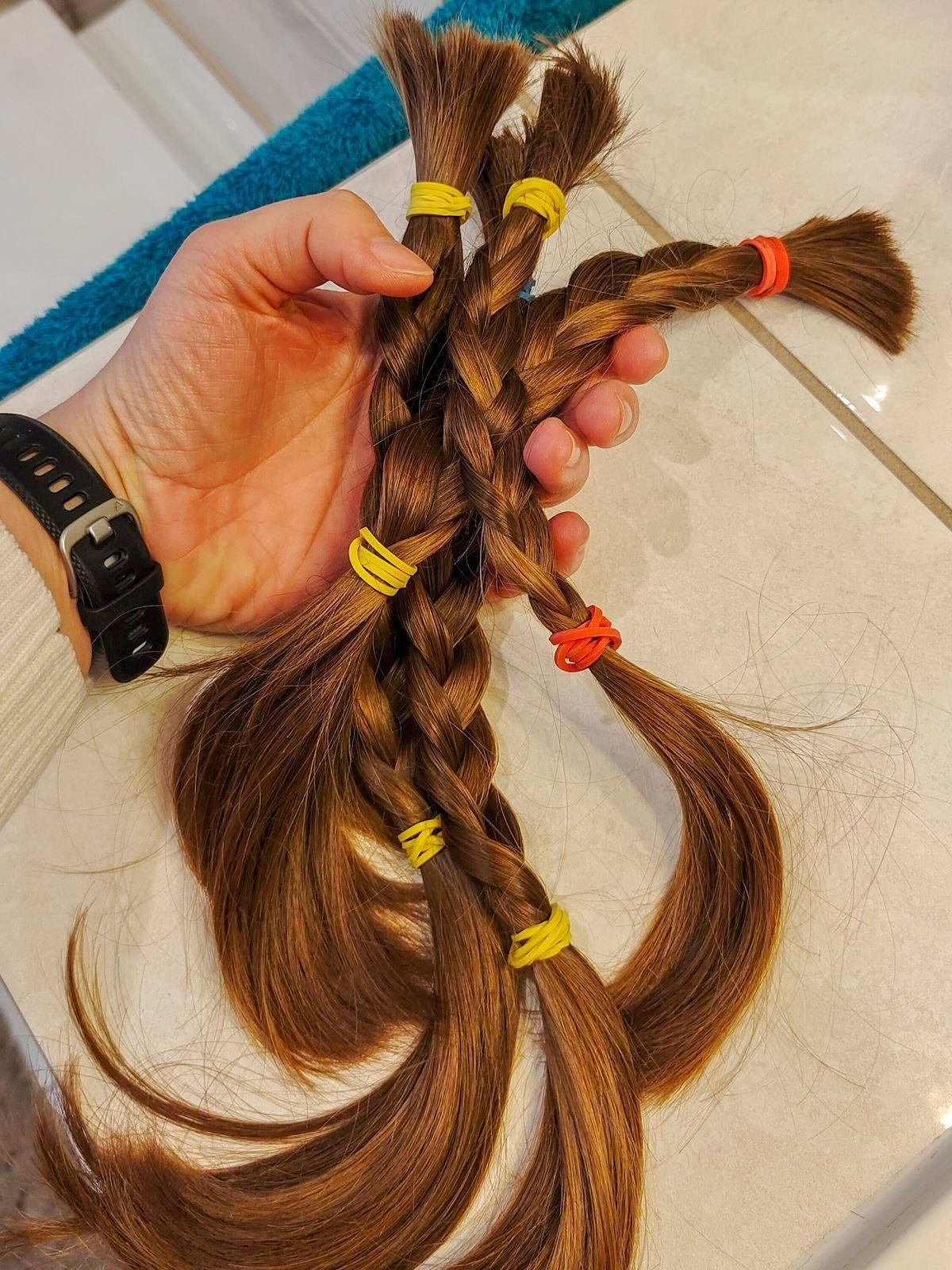 Jak oddać włosy