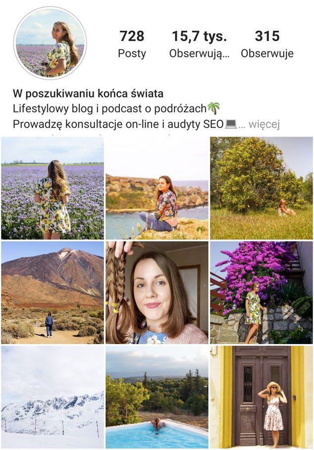 instagram Ewelina Gac