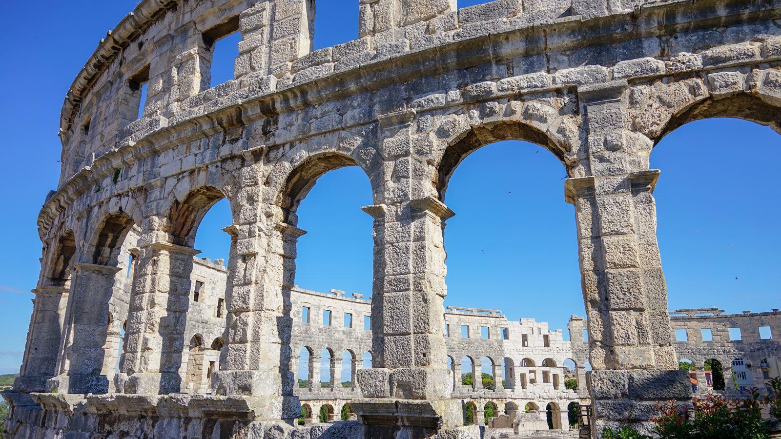 Amfiteatr Pula Istria