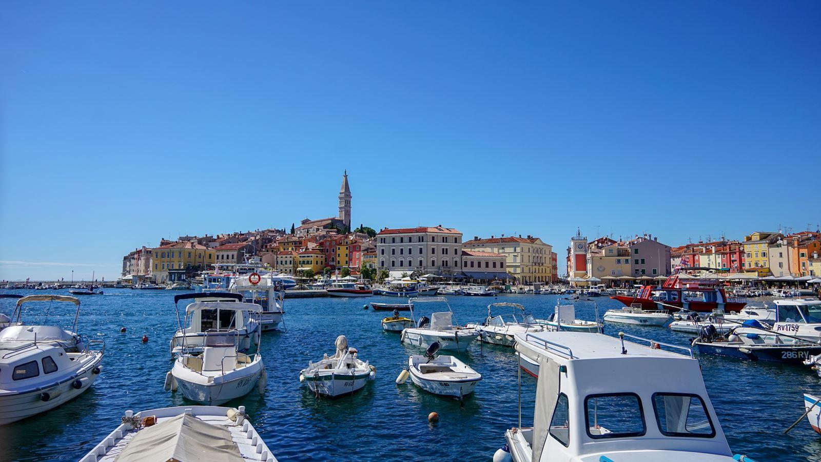 Rovinj Chorwacja