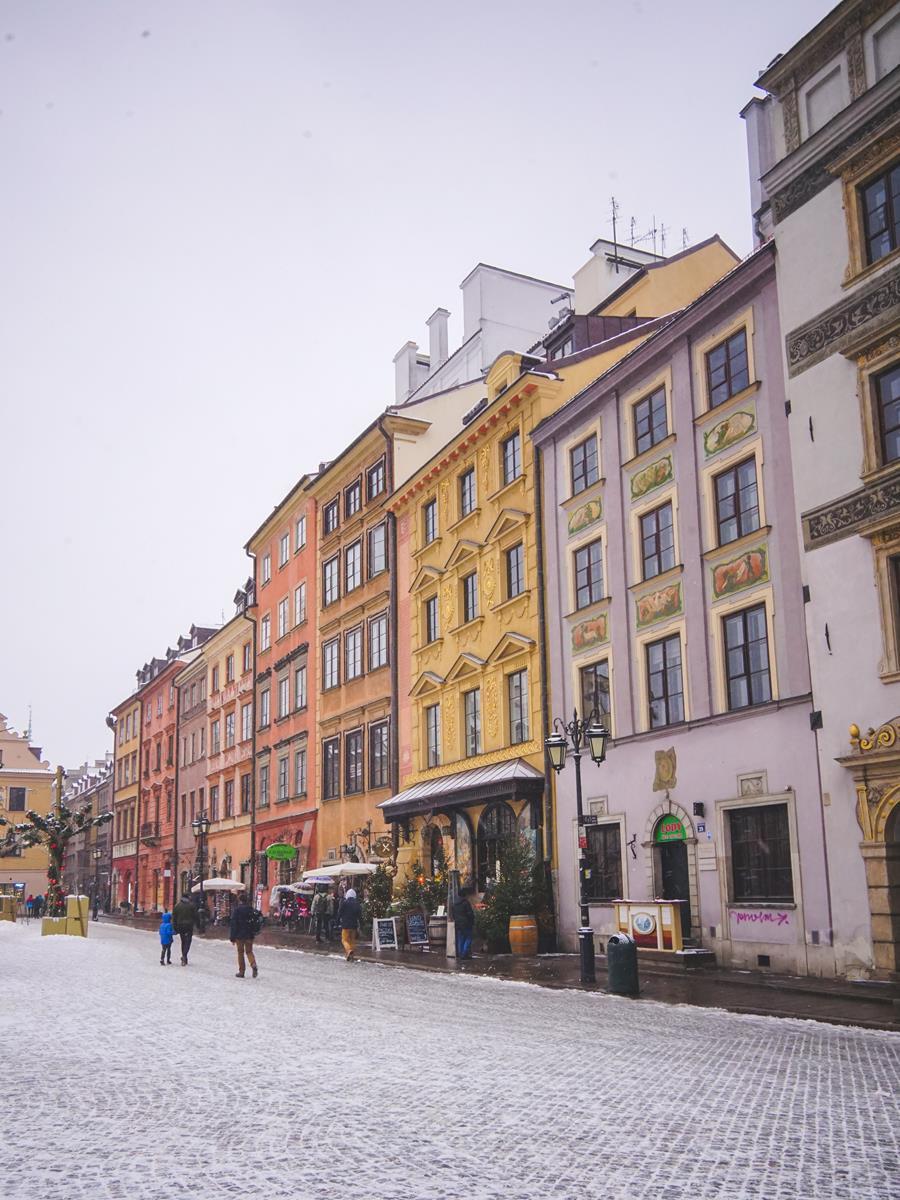 Starówka Warszawa